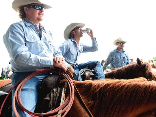 The Adams Ranch State Qualifying Genuine Ranch Rodeo