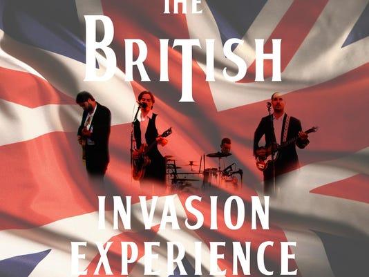 The British Invasion Experience Media Picture