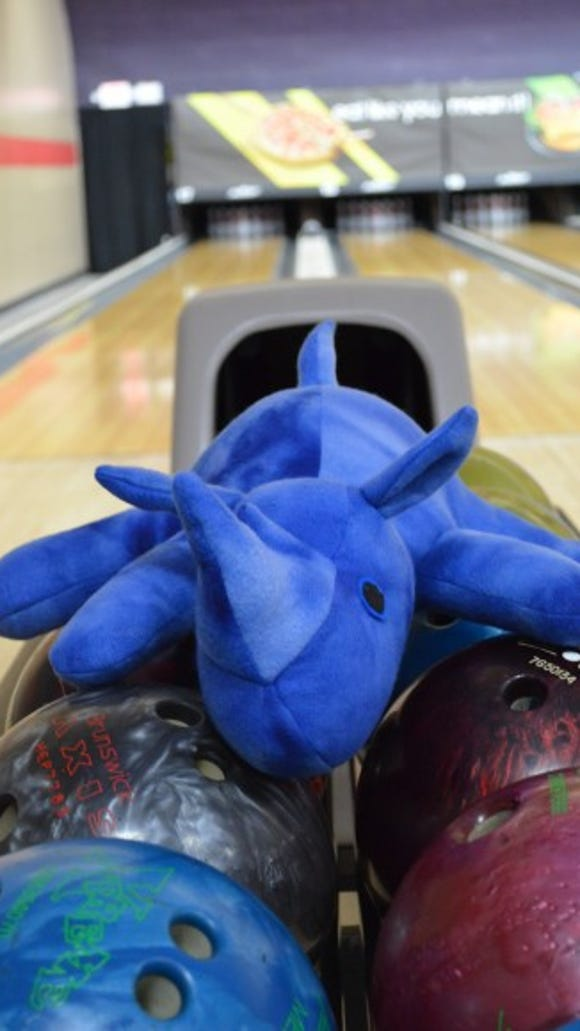 Bowling for Rhinos is May 16.