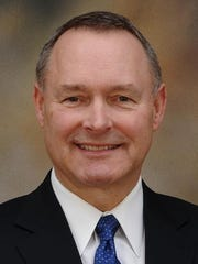 Michael Fitzgerald is the state treasurer of Iowa.