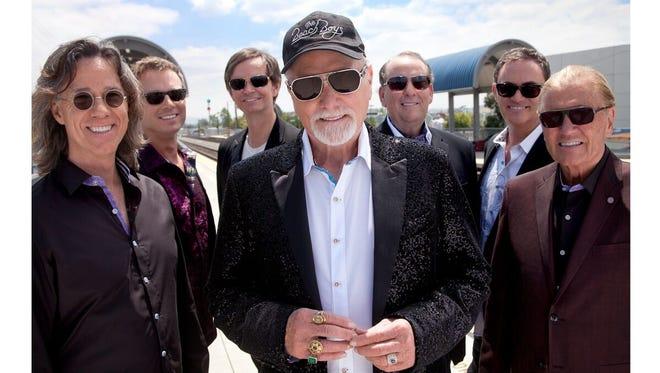 The Beach Boys will perform at the Sioux Empire Fair in August.