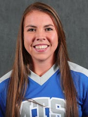 MTSU softball's Kristin Uselton
