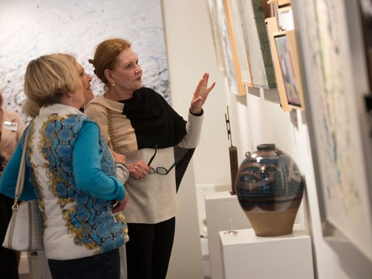 First Friday Gallery Stroll in downtown Vero Beach is 5 to 8 p.m. Friday.