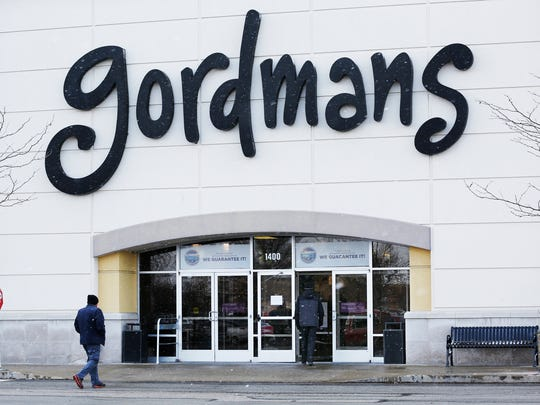 b5d7a58116a A shopper enters the Gordmans store in the Lafayette Buy Photo
