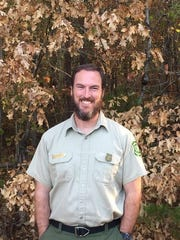 Dave Casey is the Pisgah District Ranger in the Pisgah National Forest.