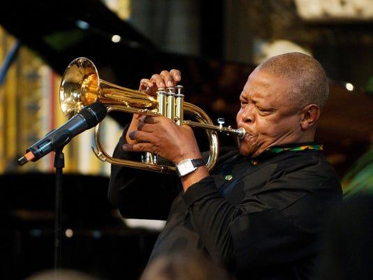 South Africa Hugh Masekela