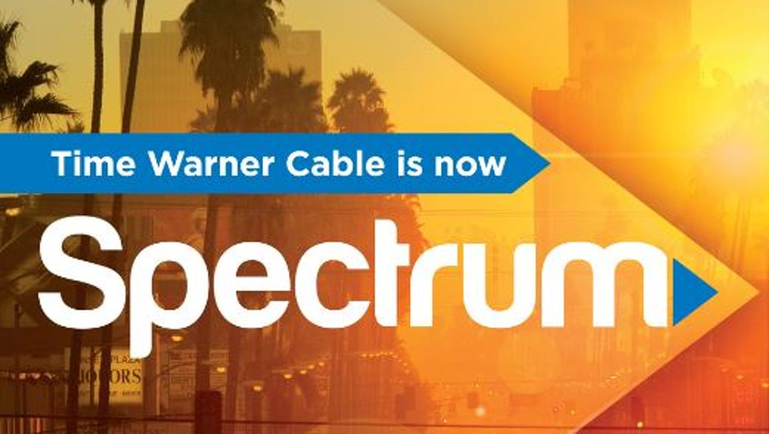 time warner cable is now officially spectrum