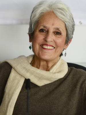 Joan Baez: Jan. 9, 1941.