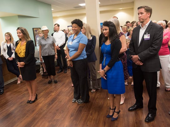 Sacred Heart celebrated the grand opening of its new