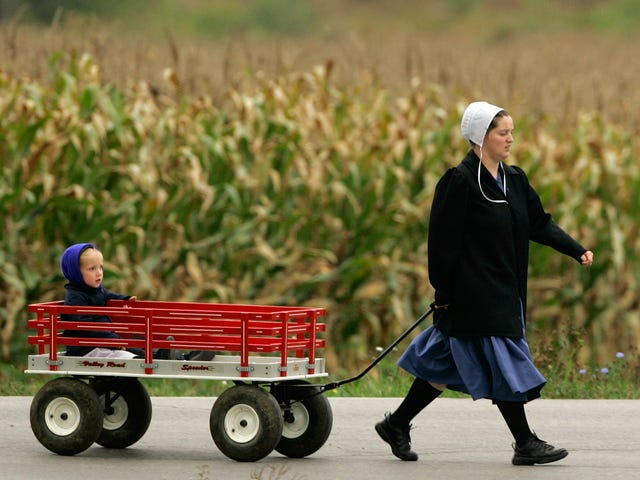 Amish Communities In Usa Map.The Amish 10 Things You Might Not Know