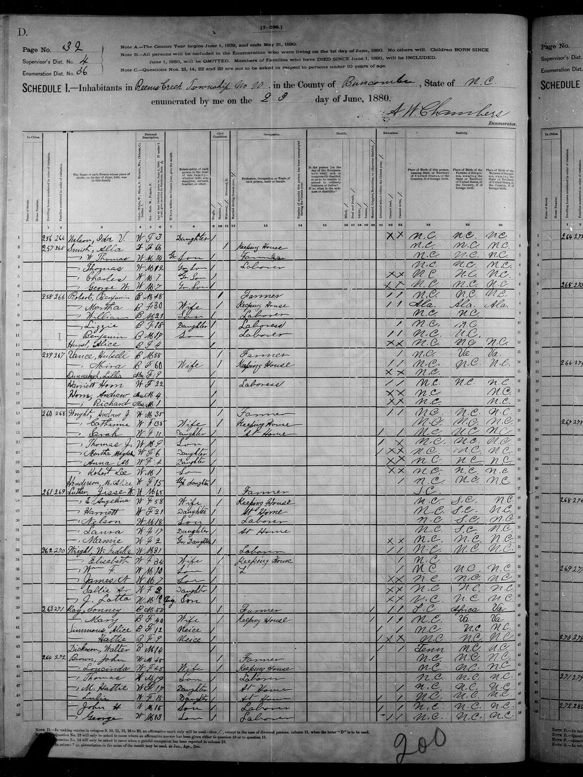 Records from an 1880 Census show that named Hudson