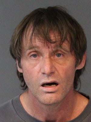 Troy Dittmer, 50, of Reno was arrested for two counts of attempted robbery and two counts of burglary.