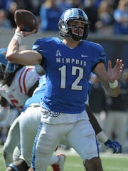 Paxton Lynch has plenty of physical tools that will attract teams in the NFL draft.