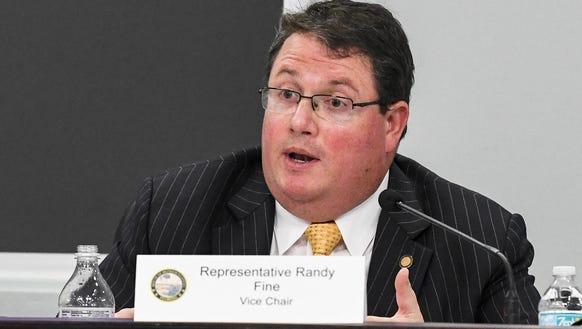 State Rep. Randy Fine