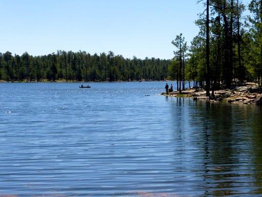 Willow Springs Lake
