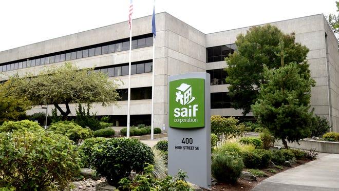The SAIF Corporation