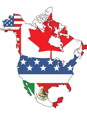 Much attention has been given to the importance of trade between the United States, Mexico and Canada.
