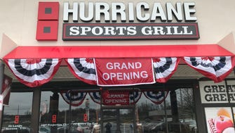 The Hurricane Sports Grill in Woodland Park will have its grand opening event on Saturday, April 21.