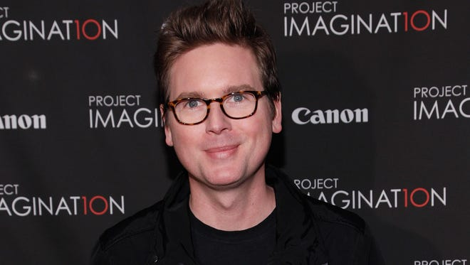 Twitter co-founder and director Biz Stone attends Canon's Brooklyn screening of the Project Imaginat10n Film Festival in New York City.