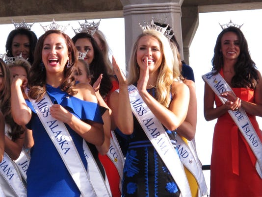 AP MISS AMERICA FEMALE LEADERSHIP A ENT USA NJ