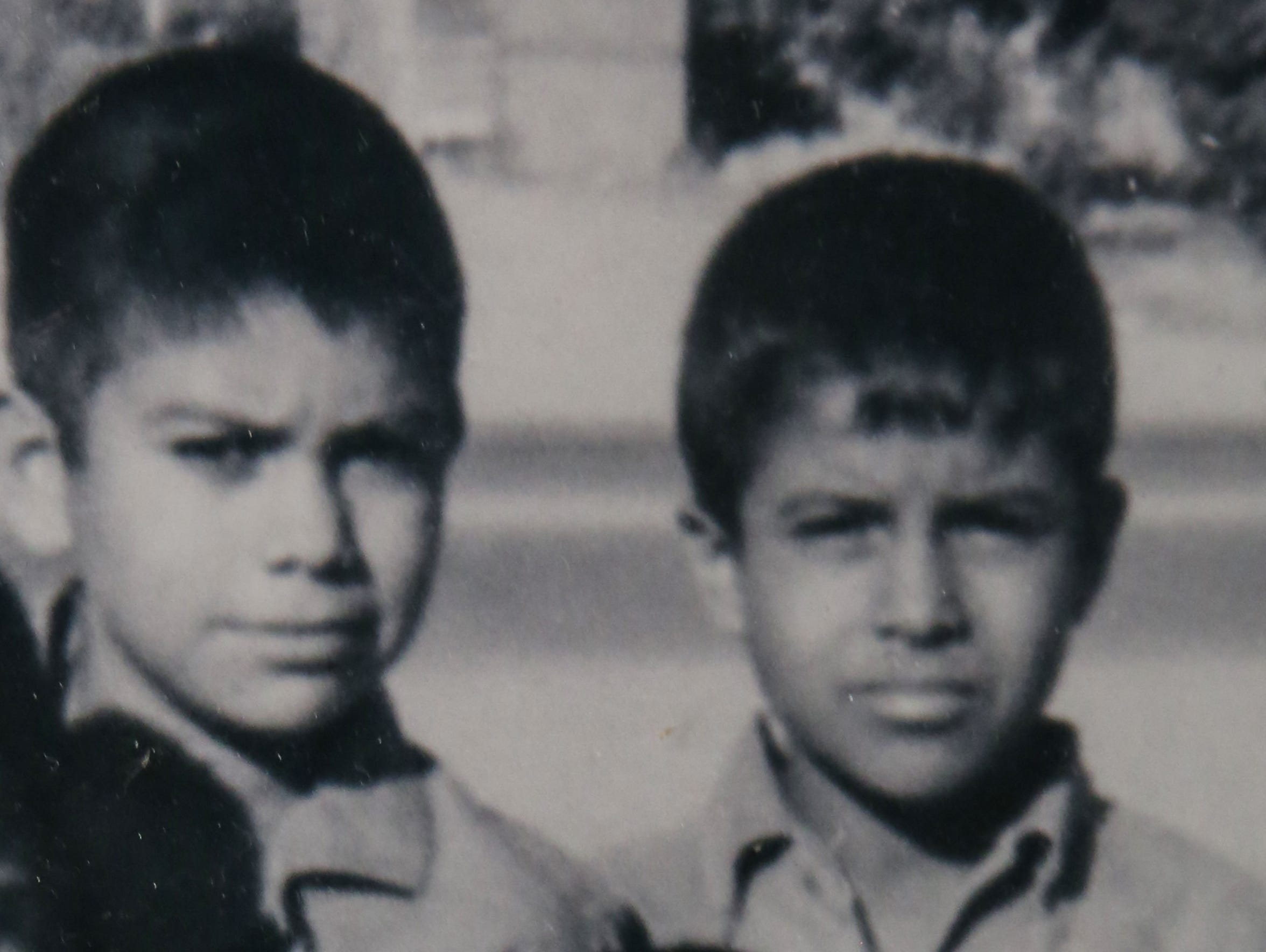 Brothers Jose, left, and Gil Vega.