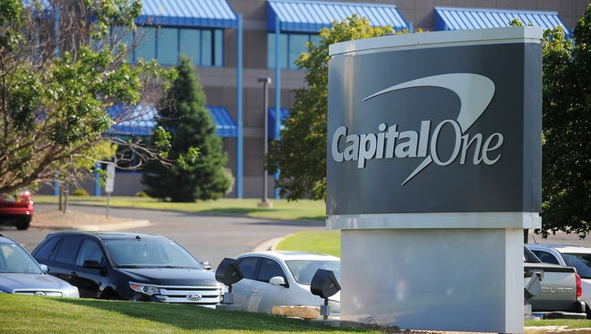 Capital One closed its Sioux Falls call center in 2015