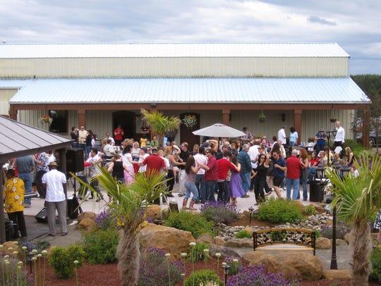 Cubanisimo Vineyards in West Salem will host an eclipse