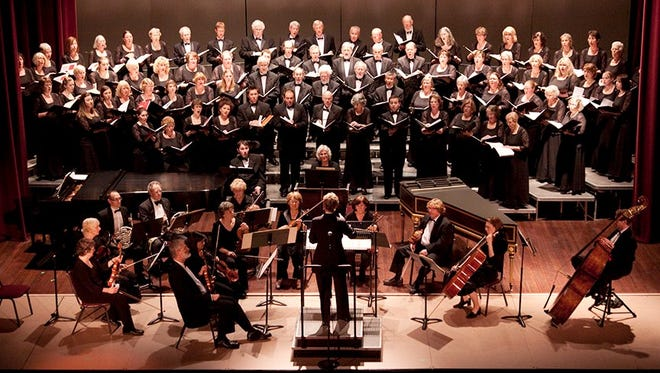 "Festival Chorale Oregon will open its season with Haydn's ""The Creation"" at 4 p.m. Nov. 22 at the Historic Elsinore Theatre."
