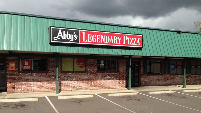 Abby's Legendary Pizza, located at 3451 River Road N, in Keizer, scored a perfect 100 on its  inspection Dec. 4.