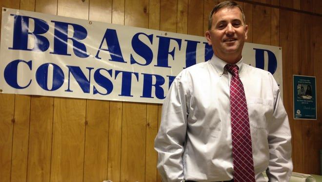 Jeff Brasfield is president of Brasfield Construction, Inc.