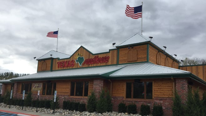Texas Roadhouse, in the Town of Poughkeepsie, will have a soft opening on Oct. 31.