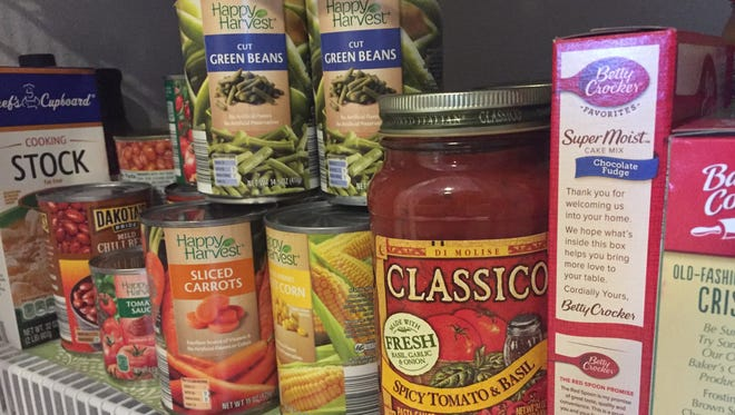 The two Women's Center locations are in need of non-perishable food items, paper goods and  baby products.