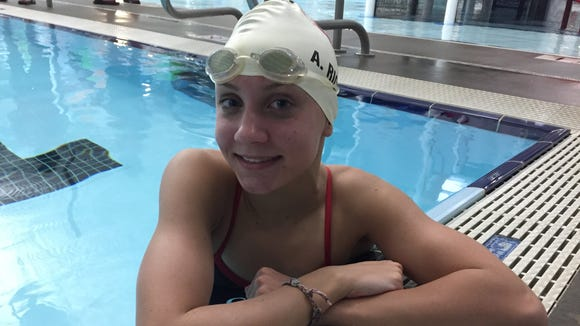 Greenville High sophomore Anna Havens Rice, who won two Class AAAA state championships in 2016, has an Olympic Trials qualifying time in the 200 individual medley.