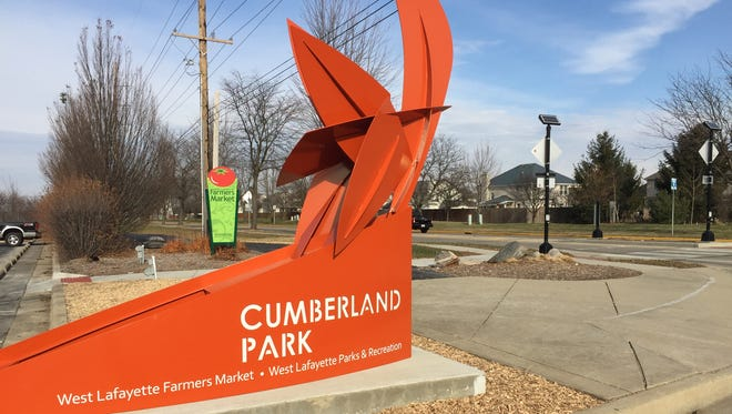 Cumberland Park may be the home of future recreation center for the city. Right now, a feasibility study is being conducted to see what is needed if there's a need for a recreation center.