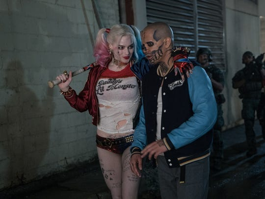 "Margot Robbie, seen here in ""Suicide Squad,"" is reprising"
