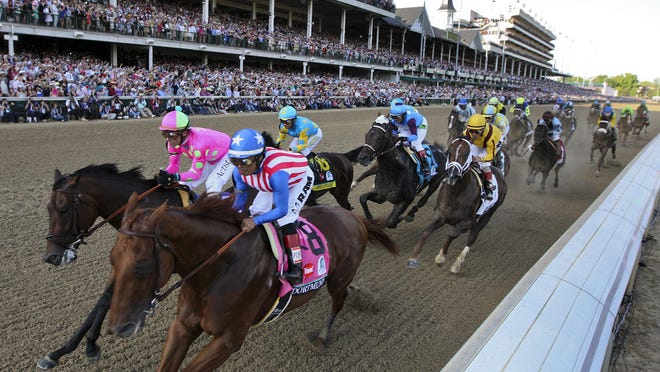 Wellspring kicks off Kentucky Derby season with a pre-party on Millionaires Row