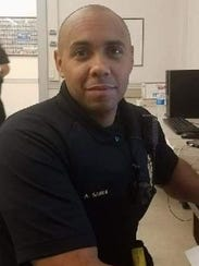 York City Police Officer Alex Sable died Wednesday,