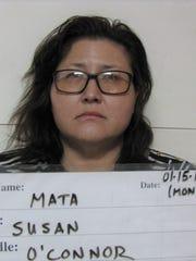 """Susan O'Connor Mata,  also known as """"Sue Korean,"""" 49,"""