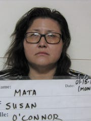 "Susan O'Connor Mata,  also known as ""Sue Korean,"" 49,"