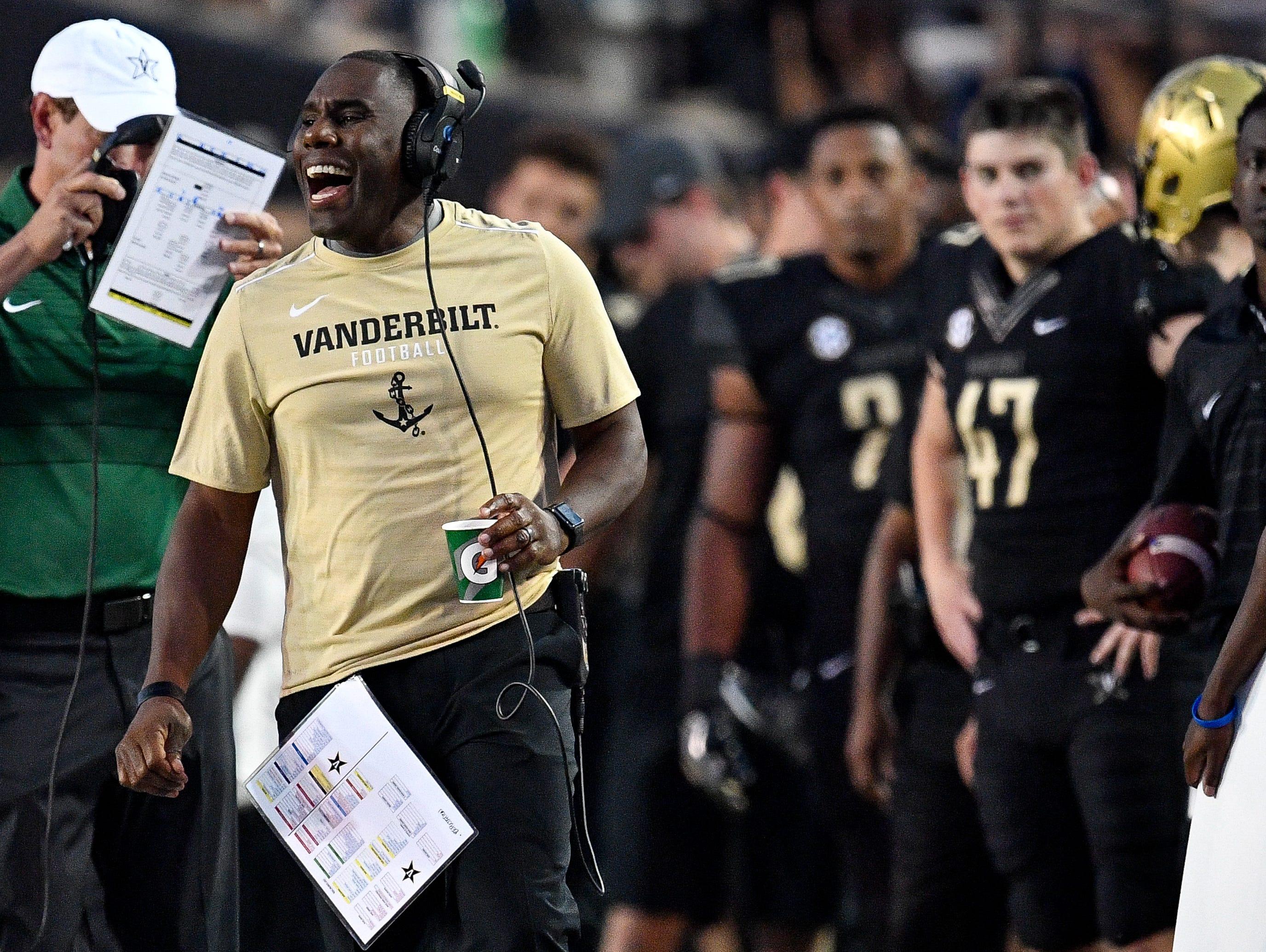Is worst SEC football program Tennessee Vols, Vanderbilt ...