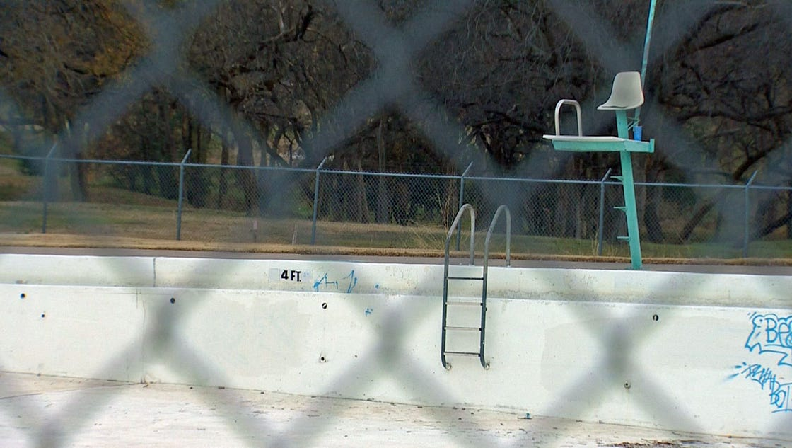 Fort worth to demolish five city pools for City of fort worth public swimming pools