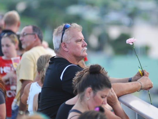 Titusville vigil for Orlando Pulse victims