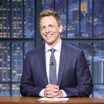"Seth Meyers slams new healthcare bill, calling it ""comically villainous"""
