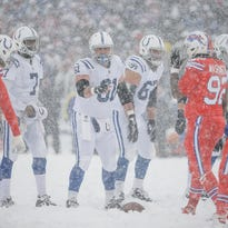 Insider: Nothing goes according to plan for the Colts in snowy Buffalo