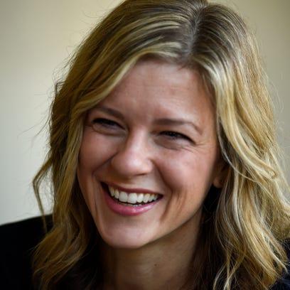 Christian speaker Rebekah Lyons struggled with panic attacks