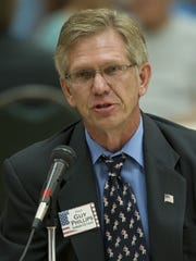 Scottsdale Councilman Guy Phillips says a unity pledge