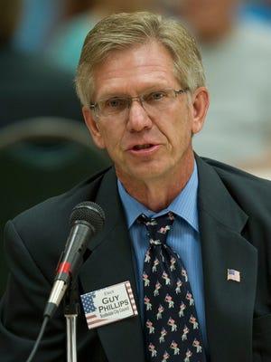 Guy Phillips.
