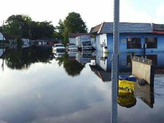 Lousiana Flood