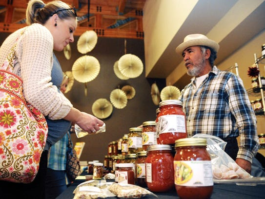 Arts, crafts, foods from throughout New Mexico will