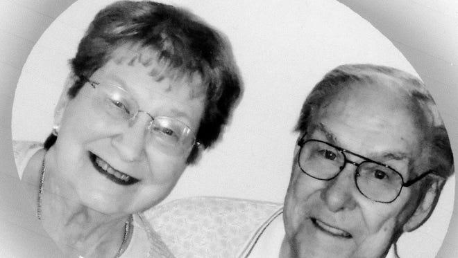 Edwin and anne Pfahler